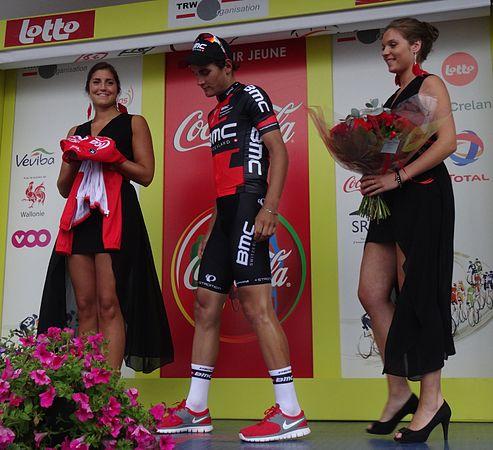 Neufchâteau - Tour de Wallonie, étape 3, 28 juillet 2014, arrivée (E39).JPG