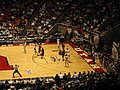 Nevada Wolf Pack vs. Montana Grizzlies, First Round, NCAA Men's Basketball Tournament, Huntsman Center, University of Utah, Salt Lake City, Utah (114272393).jpg