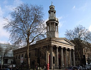 St Pancras New Church - St Pancras Church, 2007
