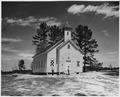 Newberry County, South Carolina. Church. (No detailed description given.) - NARA - 522722.tif