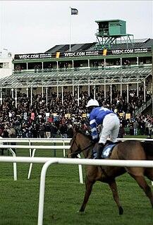 Newcastle Racecourse horse racing venue in England