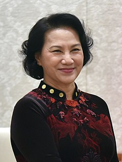 Nguyễn Thị Kim Ngân Vietnamese politician