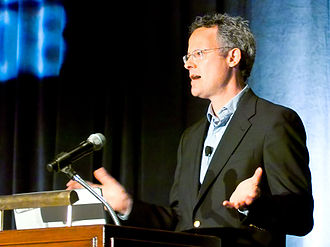 Nicholas G. Carr - Nicholas Carr speaking at the 12th Annual Gilder/Forbes Telecosm Conference at The Sagamore Resort in Lake George, New York on May 28, 2008.