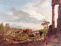 Nicolas de Fassin, Le milieu du jour, 1802.jpg