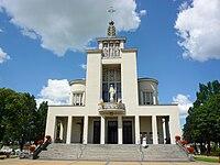 Niepokalanow basilica fc22.jpg