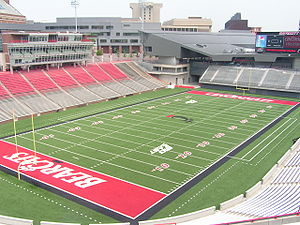 Cincinnati Bearcats - Nippert Stadium
