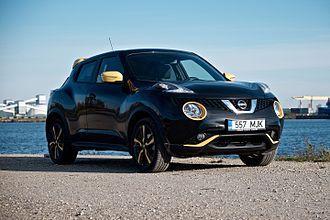 Nissan Juke - 2014 Nissan Juke