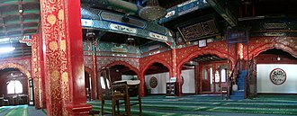 Niujie Mosque - Image: Niujie mosque main prayer hall