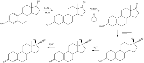 Norethisterone synth.png
