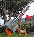 Norland Scarecrow Festival 2019 - Space and SciFi- Laika, first dog in space.jpg