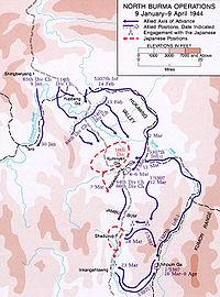 North Burma Operations