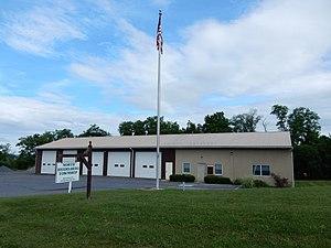 North Heidelberg Township, Berks County, Pennsylvania - Image: North Heidelberg Twp Office, Berks County PA 01