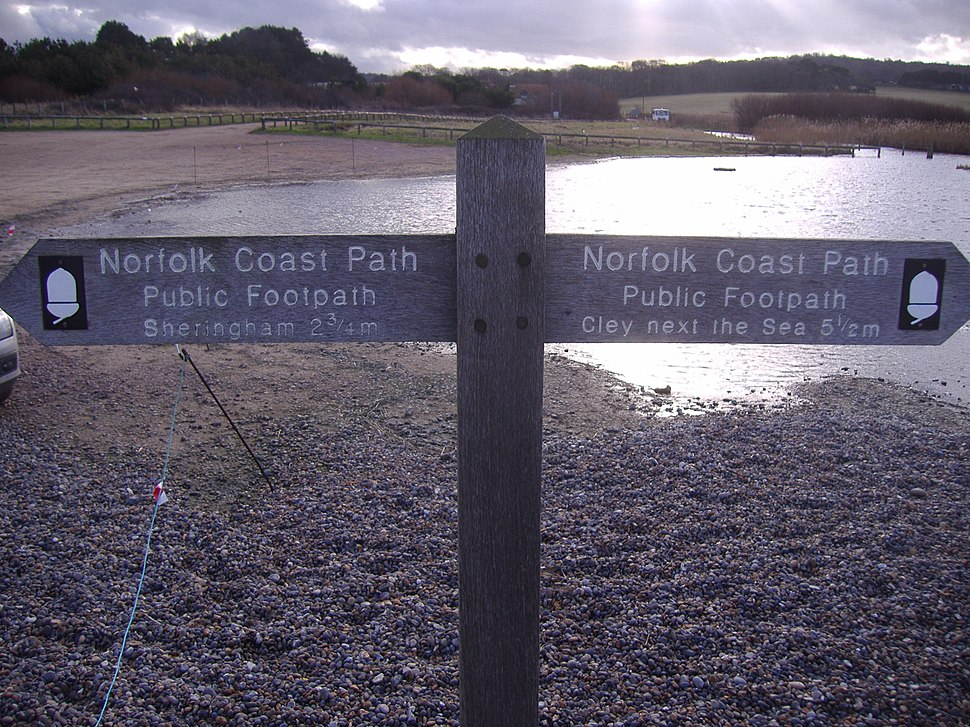 North Norfolk Footpath 14 Jan 2008 (1)