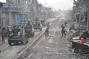 Operation Zarb-e-Azb - Clearance of Mirali in North Wazirastan Agency