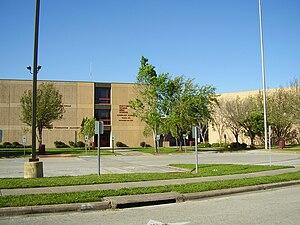Northbrook High School - Image: Northbrook High School Houston