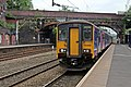 Northern Rail Class 150, 150269, Heaton Chapel railway station (geograph 4005110).jpg