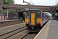 Northern Rail Class 150, 150269, Heaton Chapel railway station (geograph 4005110).jpg