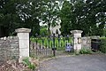 Norton Churchyard Coronation Gates - geograph.org.uk - 542406.jpg