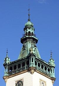 Nová radnice (New townhall), Náchod 04.JPG
