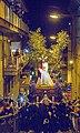 Ntro. Padre Jesús Cautivo subiendo 'les escaletes' el domingo de Ramos.jpg