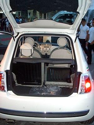 Fiat 500 2007 ί