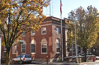 Nyack, New York - Nyack's Village Hall