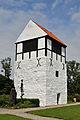 Nylars Kirche, Bornholm (2012-07-03), by Klugschnacker in Wikipedia (4).JPG