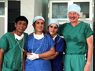 Amppipal - Surgeons of the hospital