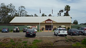 Salt Ash, New South Wales - Entrance to Oakvale Farm and Fauna World