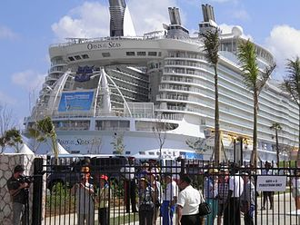 Falmouth, Jamaica - Oasis of the Seas in Falmouth