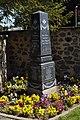 Ober-Eschbach, Friedhof Kriegerdenkmal 1870 71.JPG