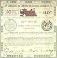 Obrigacao do Caminho de Ferro de Guimaraes - Os Caminhos de Ferro Portugueses 1856-2006.jpg