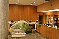 Occupy Cal study-in of UC Berkeley George and Mary Foster Anthropology Library.jpg