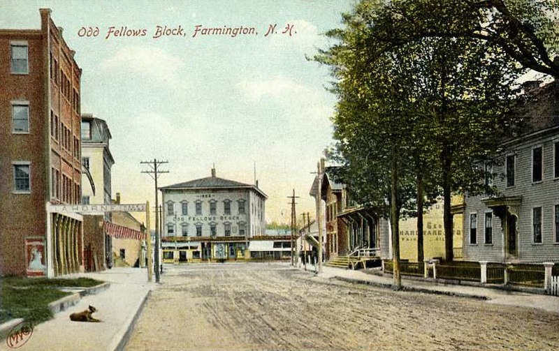 File:Odd Fellows' Block, Farmington, NH.jpg