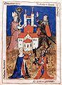 Oehringen Chorherrenstift Gruendung durch Adelheid 1037.jpg