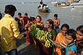Offering to Sun God - Chhath Puja Ceremony - Baja Kadamtala Ghat - Kolkata 2013-11-09 4268.JPG