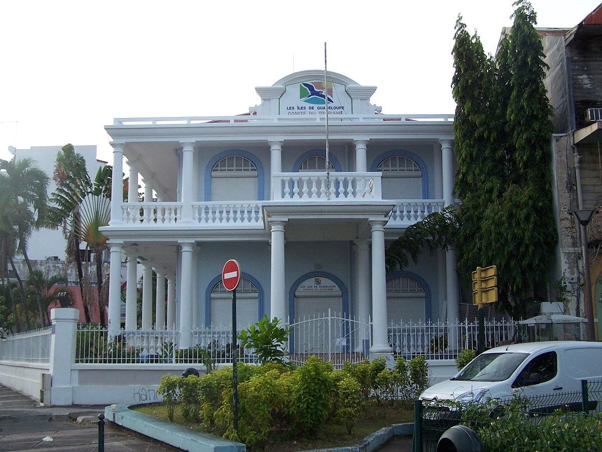 Tourisme en guadeloupe wikip dia - Office du tourisme de montelimar ...