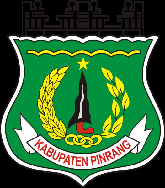 Berkas Official Logo Of Pinrang Regency Png Wikipedia Bahasa Indonesia Ensiklopedia Bebas