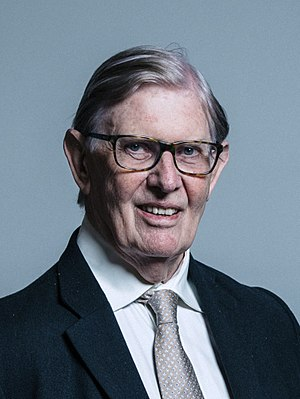 Bill Cash - Image: Official portrait of Sir William Cash crop 2