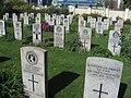 Olšanské hřbitovy, pohřebiště vojáků ze zemí Commonwealthu.jpg