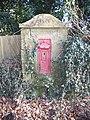 Old Letterbox, Bredenbury - geograph.org.uk - 113666.jpg