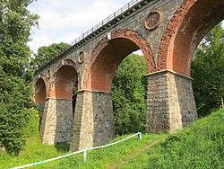 Old bridge in Bytów