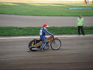 Oleg Kurguskin Russian speedway rider