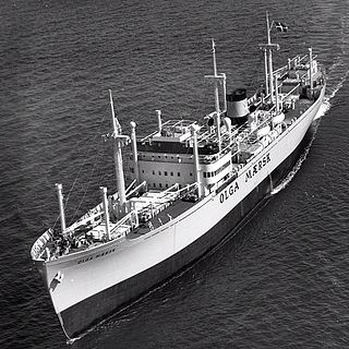 container ship, built in 1948