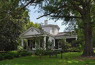 National Register of Historic Places listings in Greene County, Alabama - Image: Oliver Braune House