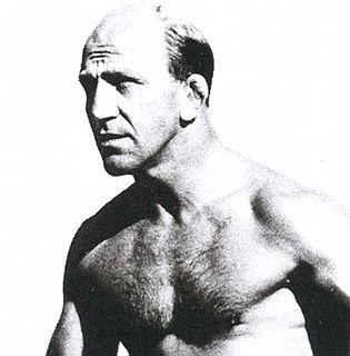 Olle Anderberg Swedish wrestler