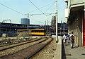 Ombouw station Blaak 1990 1.jpg
