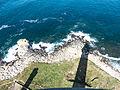 Ombre des deux phares de l'Île Vierge - Plouguerneau - Finistère (lighthouse) (9593261765).jpg