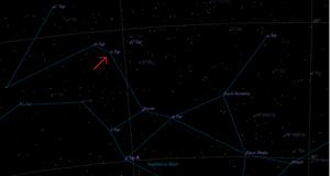 Omicron Sagittarii - Image: Omicron Sagittarii small