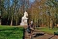 Op de ligfiets langs het monument van de slag bij Heiligerlee (40418448804).jpg
